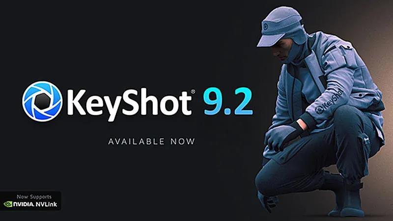 Keyshot 9.2 WIN+MAC版本