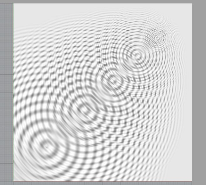3D涟漪-有趣的Rhino插件分享